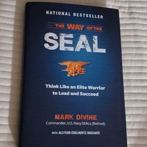 The WAY Of The SEAL by Mark Divine NYT Bestseller